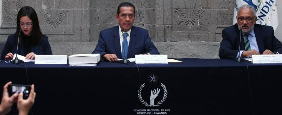 Recomendación de la CNDH sobre el respeto de los Derechos Humanos en las empresas.